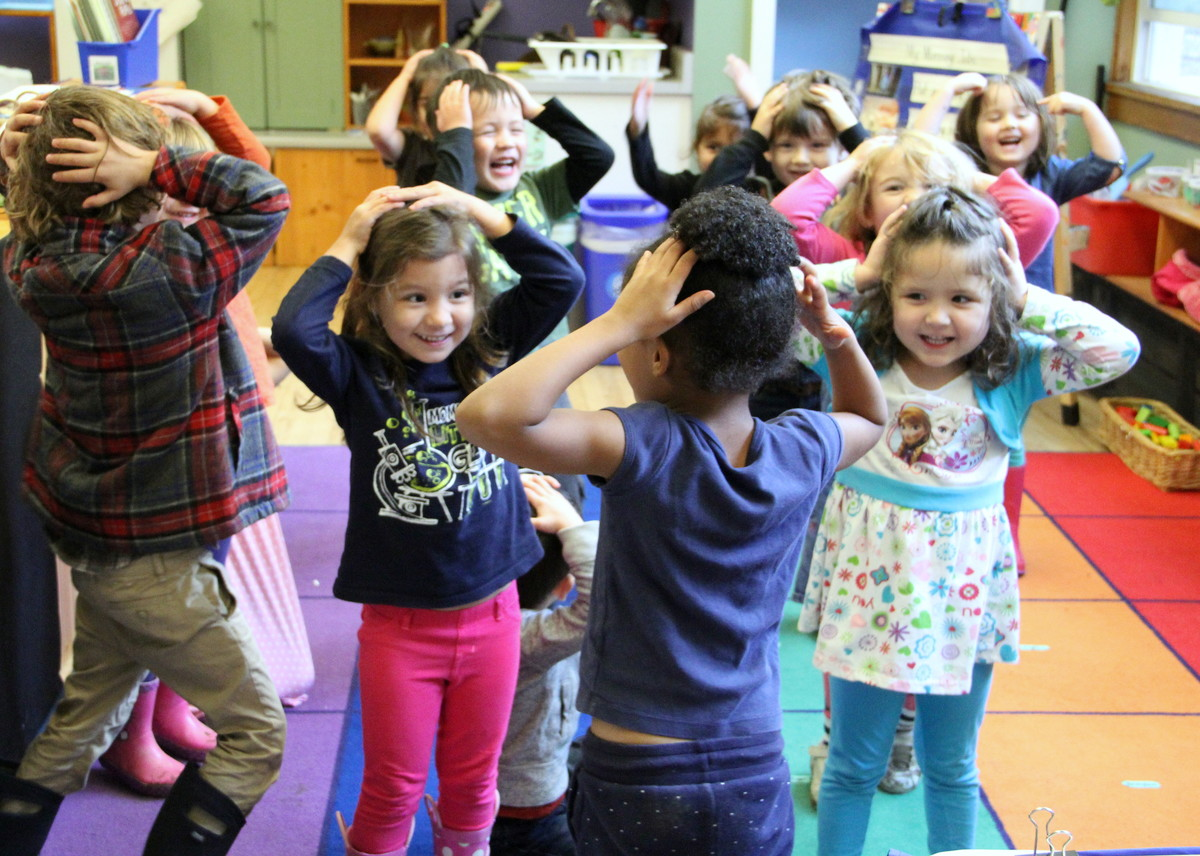 Giddens View: Learning through Play